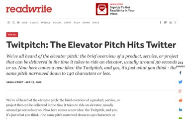 http://readwrite.com/2008/04/18/twitpitch_the_elevator_pitch_hits_twitter