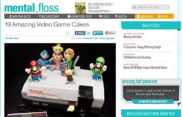 http://mentalfloss.com/article/29499/19-amazing-video-game-cakes