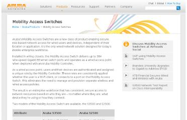 http://www.arubanetworks.com/products/mobility-access-switches/