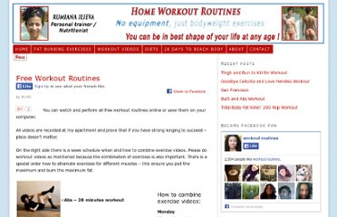 http://www.women-workout-routines.com/free-workout-routines.html
