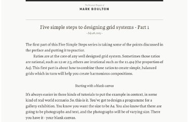 http://www.markboulton.co.uk/journal/five-simple-steps-to-designing-grid-systems-part-1