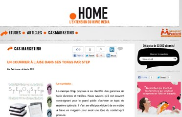 http://www.dot-home.fr/un-courrier-a-laise-dans-ses-tongs-par-step/