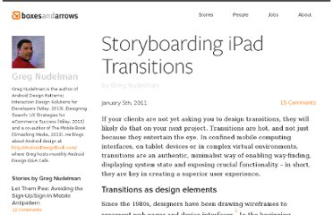 http://boxesandarrows.com/storyboarding-ipad-transitions/