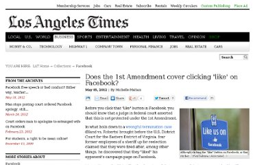 http://articles.latimes.com/2012/may/05/business/la-fi-tn-facebook-like-first-amendment-20120504