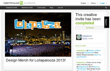 http://www.talenthouse.com/design-for-lollapalooza