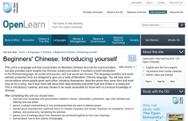 http://www.open.edu/openlearn/languages/chinese/beginners-chinese-introducing-yourself/content-section-0