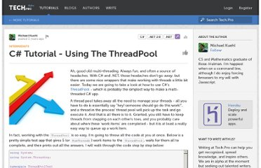 http://tech.pro/tutorial/724/csharp-tutorial-using-the-threadpool