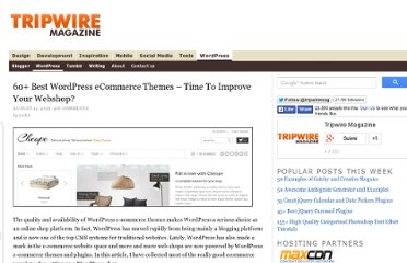 http://www.tripwiremagazine.com/2013/02/best-wordpress-e-commerce-themes.html