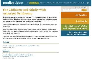 http://coultervideo.com/content/children-and-adults-asperger-syndrome