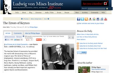 http://mises.org/daily/6346/The-Errors-of-Keynes