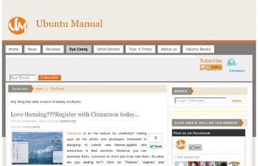 http://www.ubuntumanual.org/channels/eye-candy