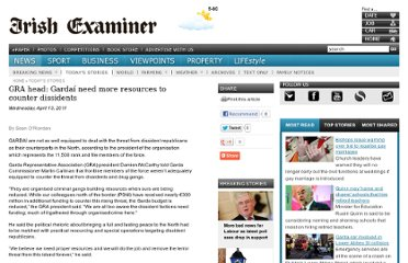 http://www.irishexaminer.com/ireland/icrime/gra-head-gardai-need-more-resources-to-counter-dissidents-151288.html