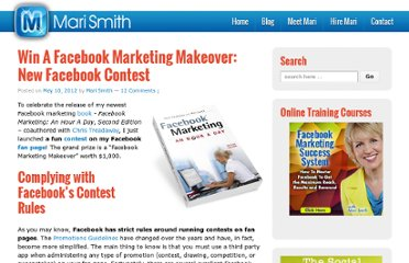 http://www.marismith.com/win-facebook-marketing-makeover-facebook-contest/#