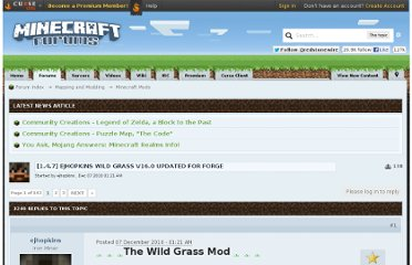 http://www.minecraftforum.net/topic/94776-147-ejhopkins-wild-grass-v160-updated-for-forge/