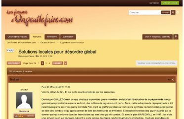 http://www.onpeutlefaire.com/forum/topic/10751-solutions-locales-pour-desordre-global/page-2