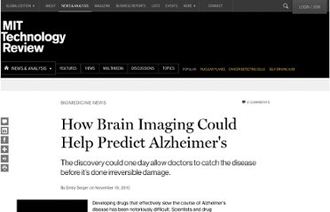 http://www.technologyreview.com/news/421745/how-brain-imaging-could-help-predict-alzheimers/