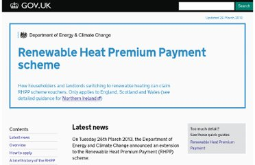 https://www.gov.uk/renewable-heat-premium-payment-scheme