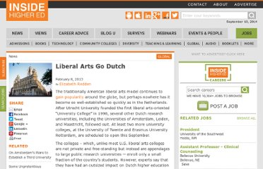 http://www.insidehighered.com/news/2013/02/08/netherlands-growth-liberal-arts-colleges-has-influenced-higher-ed-sector-whole