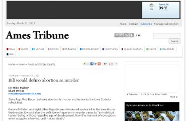 http://amestrib.com/sections/news/ames-and-story-county/bill-would-define-abortion-murder.html