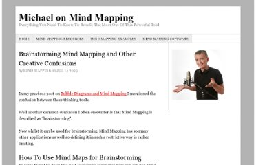 http://www.michaelonmindmapping.com/mind-maps/brainstorming-mind-mapping-and-other-creative-confusions/