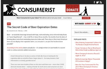 http://consumerist.com/2006/02/01/the-secret-code-of-beer-expiration-dates/