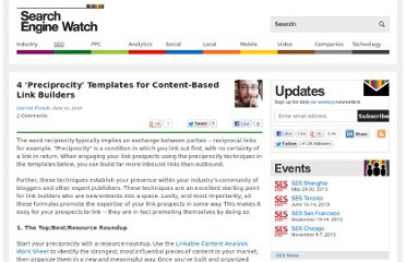 http://searchenginewatch.com/article/2067911/4-Preciprocity-Templates-for-Content-Based-Link-Builders