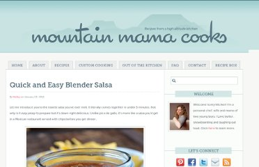 http://www.mountainmamacooks.com/2012/01/quick-and-easy-blender-salsa/