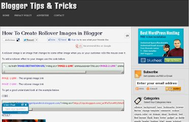 http://www.bloggertipandtrick.net/create-rollover-images-in-blogger/