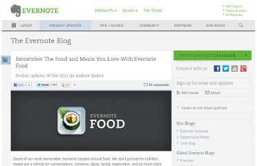 http://blog.evernote.com/blog/2011/12/07/remember-the-food-and-meals-you-love-with-evernote-food/