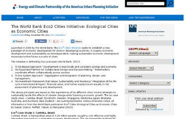 http://blogs.planning.org/ecpa/2011/11/04/the-world-bank-eco2-cities-initiative-ecological-cities-as-economic-cities/