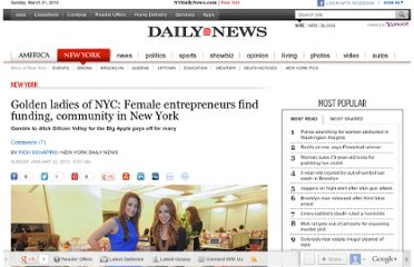 http://www.nydailynews.com/new-york/golden-ladies-nyc-female-entreprenuers-find-funding-community-new-york-article-1.1009894