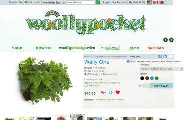 http://www.woollypocket.com/living-wall-planters/wally-one/