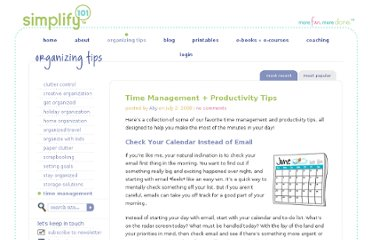http://www.simplify101.com/time-management-tips/time-management-productivity/