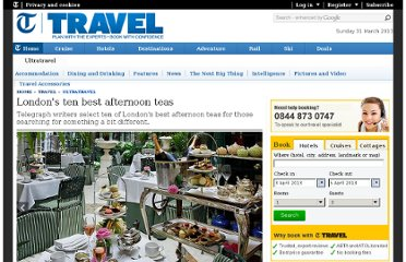 http://www.telegraph.co.uk/travel/ultratravel/9124793/Londons-ten-best-afternoon-teas.html