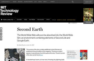 http://www.technologyreview.com/article/408074/second-earth/