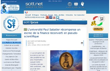 http://fr.sott.net/article/7832-L-universite-Paul-Sabatier-recompense-un-escroc-de-la-finance-reconverti-en-pseudo-scientifique
