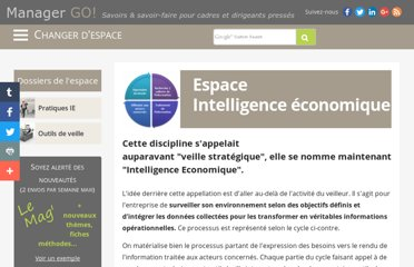 http://www.manager-go.com/intelligence-economique/