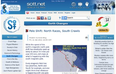 http://www.sott.net/article/221916-Pole-Shift-North-Races-South-Crawls
