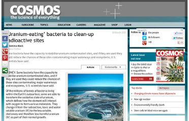 http://www.cosmosmagazine.com/news/uranium-eating-bacteria-clean-radioactive-sites/