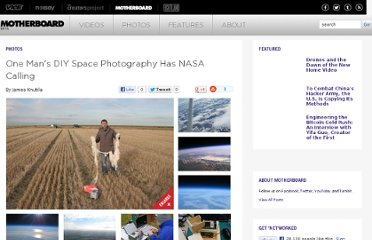 http://motherboard.vice.com/read/one-man-s-diy-space-photography-has-nasa-calling