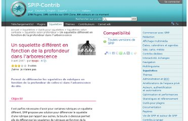 http://contrib.spip.net/Un-squelette-different-en-fonction
