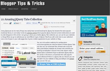 http://www.bloggertipandtrick.net/amazing-jquery-tabs-widgets-collection/