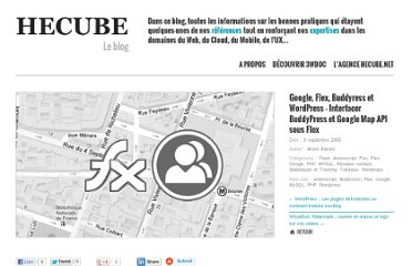 http://social.hecube.net/2009/09/google-flex-buddyress-et-wordpress-interfacer-buddypress-et-google-map-api-sous-flex/