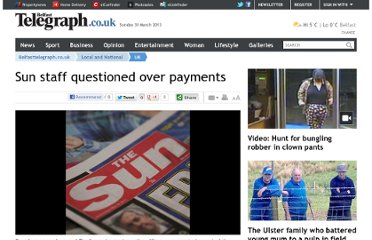 http://www.belfasttelegraph.co.uk/news/local-national/uk/sun-staff-questioned-over-payments-28708535.html