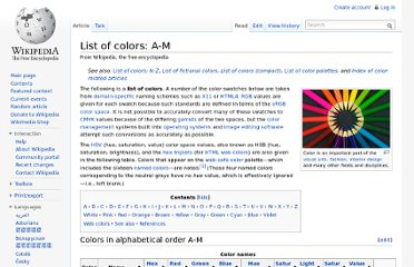 http://en.wikipedia.org/wiki/List_of_colors:_A-M