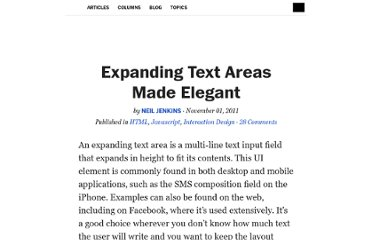 http://alistapart.com/article/expanding-text-areas-made-elegant