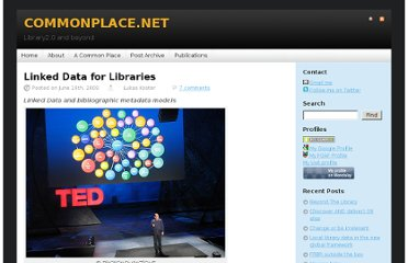 http://commonplace.net/2009/06/linked-data-for-libraries/