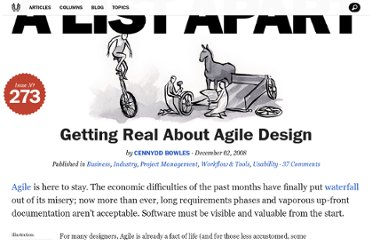 http://alistapart.com/article/gettingrealaboutagiledesign