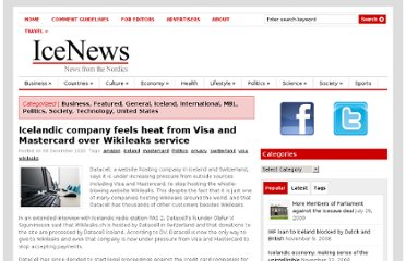 http://www.icenews.is/2010/12/08/icelandic-company-feels-heat-from-visa-and-mastercard-over-wikileaks-service/