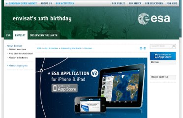 http://www.esa.int/Our_Activities/Observing_the_Earth/Envisat/Planet_Earth_in_your_pocket_and_on_your_tablet